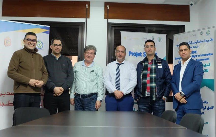 لقاء مع الخبير الدولي الأردني صلاح جمال