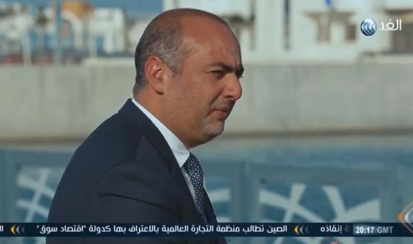 ذ. ربيع الخمليشي ضيفا على برنامج حسين فهمي حول مآثر طنجة